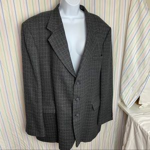 Hagar Black Label Fully Lined Suit Jacket/ Coat